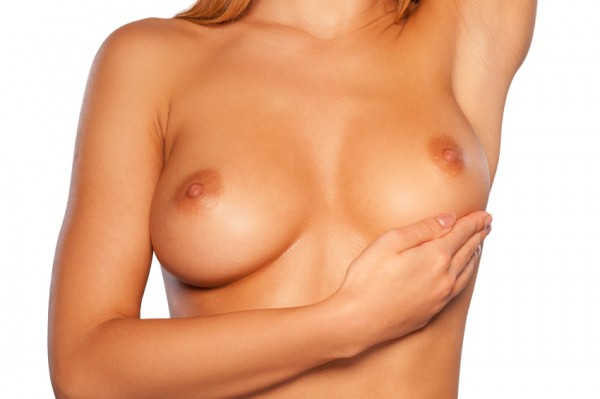 Woman's breasts