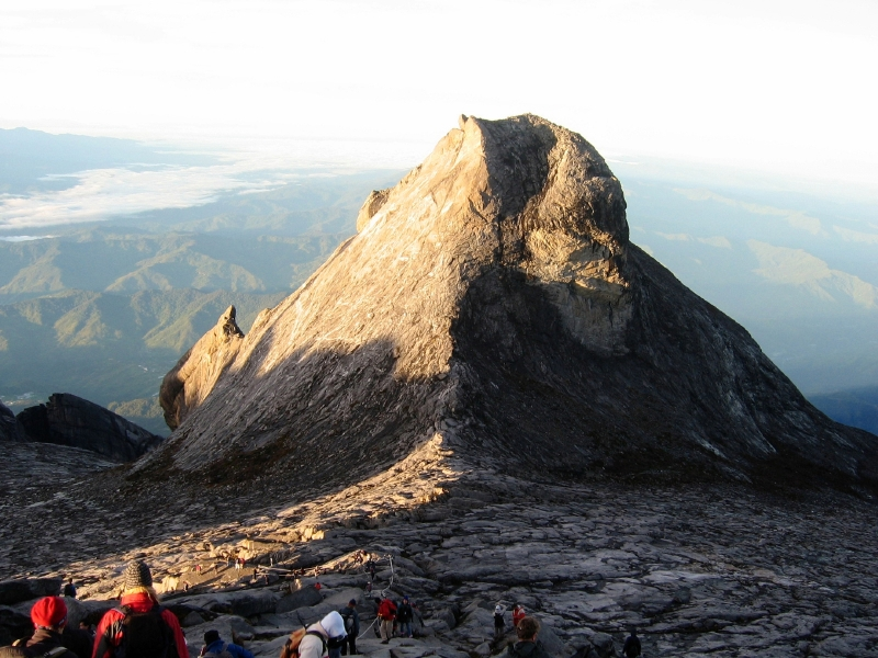 Malaysian mountain