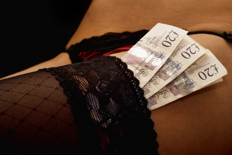 The rise of financial dominatrixes