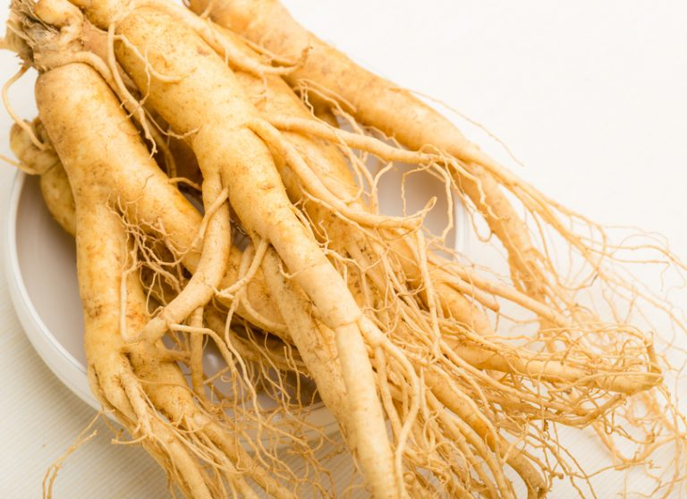 Fresh Ginseng, one of the many aphrodisiacs that you can try in the bedroom