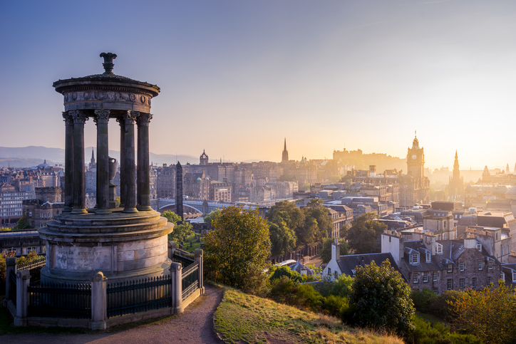 Escorting Guide To Edinburgh
