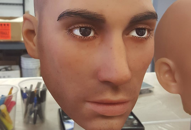 RealDoll male sex doll